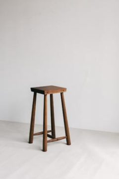 LOW RUNG STOOL