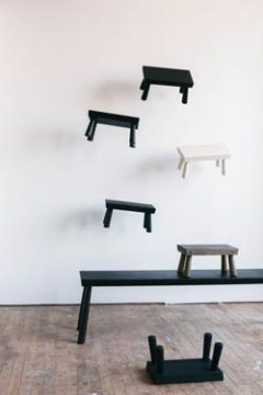 BENCH & STEP STOOLS