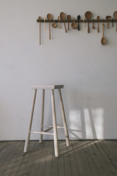 LOW RUNG BAR STOOL
