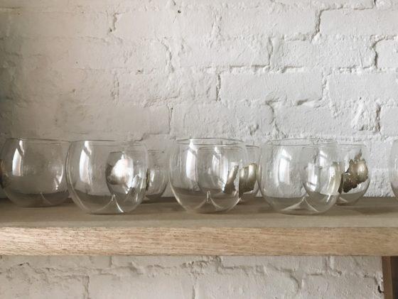 Ernesto Echeverria Glass