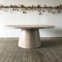 STAVE DINING TABLE