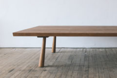 SLIDING DOVETAIL COFFEE TABLE