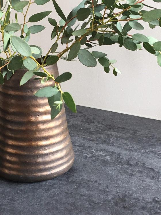 Kathy Erteman Cone Vases